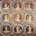 Thumbnail Portraits of the Nine Muses