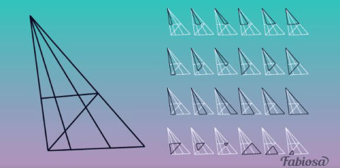 24 triangles