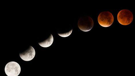 Super Blood Moon 2018