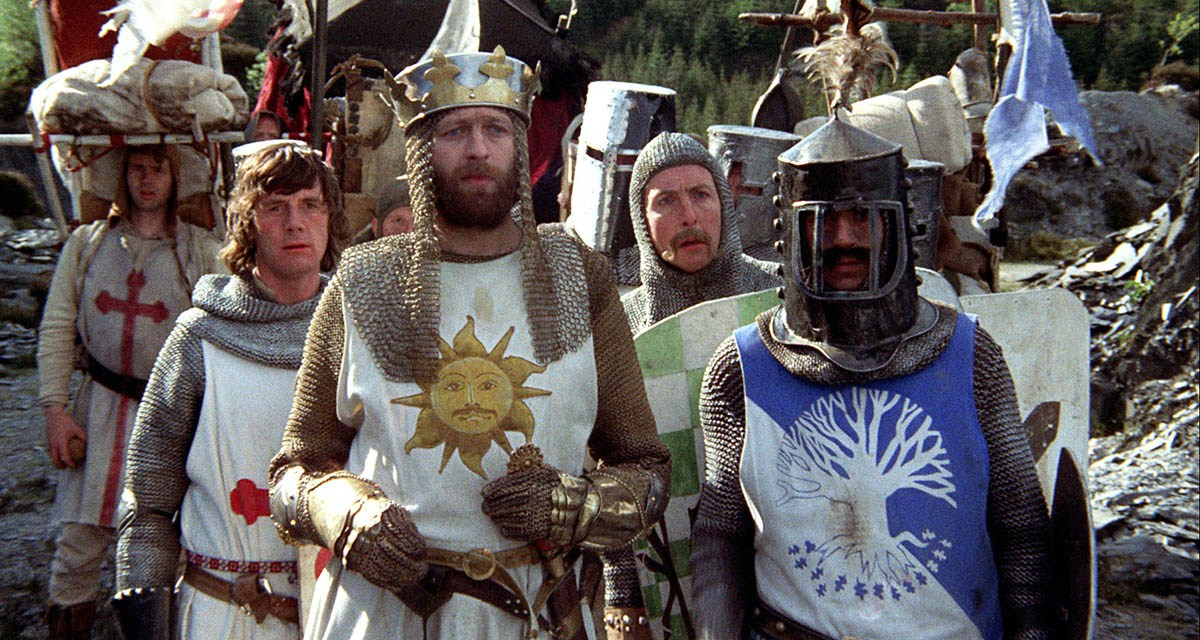Monty Python and the Holy Grail - Bridge - Three Questions