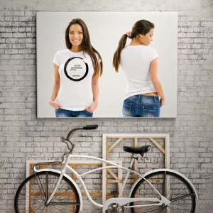 Inspirational Zen T-Shirt About The Heart Saying