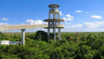 Shark Valley Watchtower, Everglades