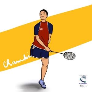Saras be a sport stories Girish Sharma