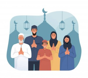 Eid Mubarak! Together we all can be!