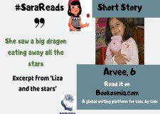 Liza and the Stars- Read story with Sara