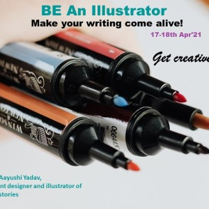 Be an illustrator for 12+ kids Bookosmia