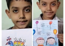 'My New Year Resolution- Value everything you have' Essay by 7 year old Bookosmian from Navi Mumbai