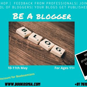 Blogging workshop for kids