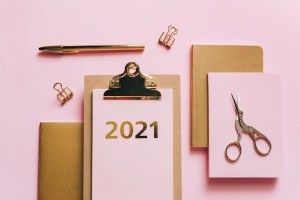 A letter to 2021 - vision, dreams and bye to Covid