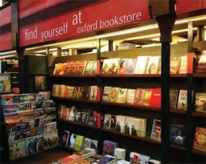 Oxford Bookstore - My review