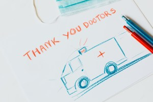 Doctors' Day - Thank you dear doctors
