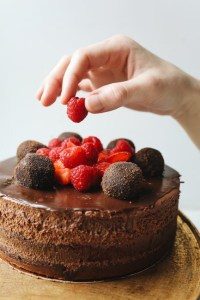 Chocolate ideas - Cake, icecream, coffee and so much more