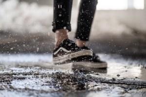 Rains - Hot tea, snacks and muddy puddles
