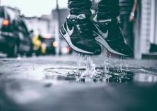 Monsoon : Jumping On Muddy Puddles | Bookosmia