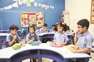 Online school - I miss tiffins at lunch break