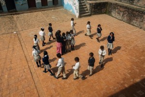 Best school - Saying goodbye to my old school