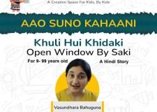 Hindi Story- Khuli Hui Khidki (9-99 years)