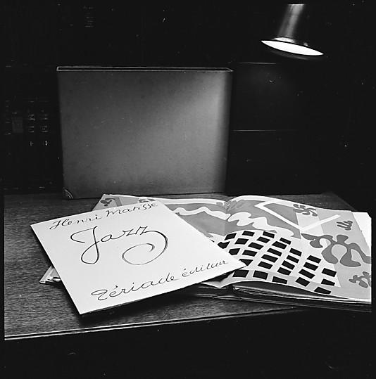 Walker Evans NYPL interior jazz