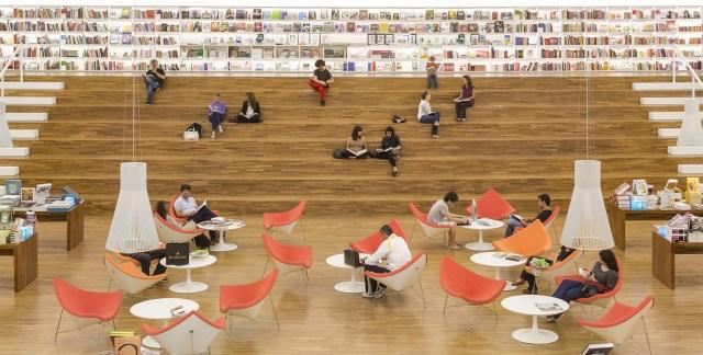 Cultura Bookstore - Studio MK27 4