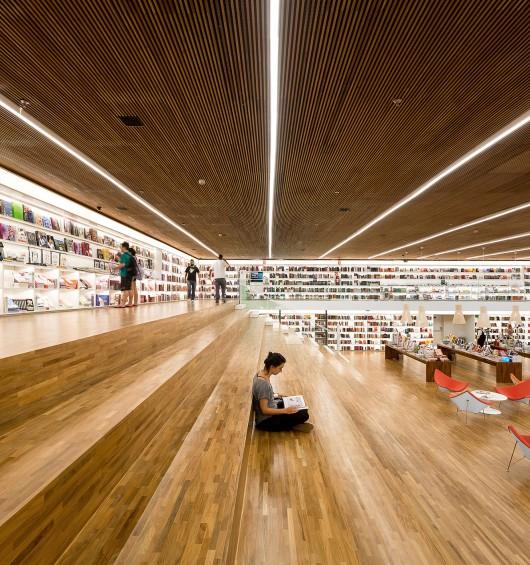 Cultura Bookstore - Studio MK27