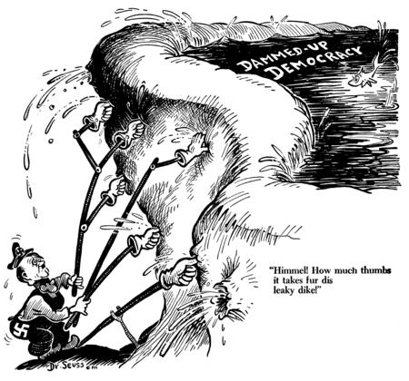 dr suess cartoon 1