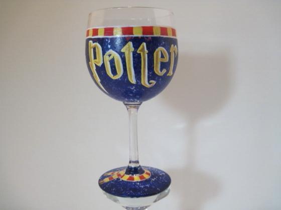 book glasses Potter