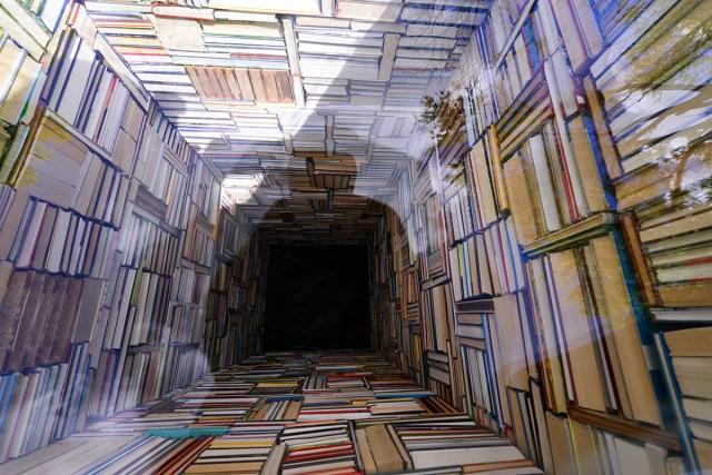 Susanna Hesselberg underground library b