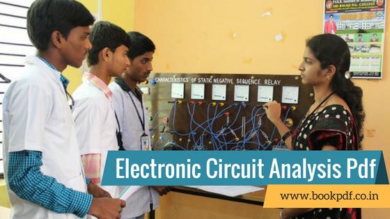 Electronic Circuit Analysis Johnson