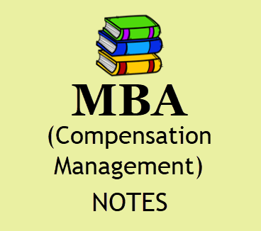 MBA Compensation Management Study Materials BOOK PDF Format | Download 4th SEM MBA Compensation Management Notes PDF, Books PDF, Lecture Notes