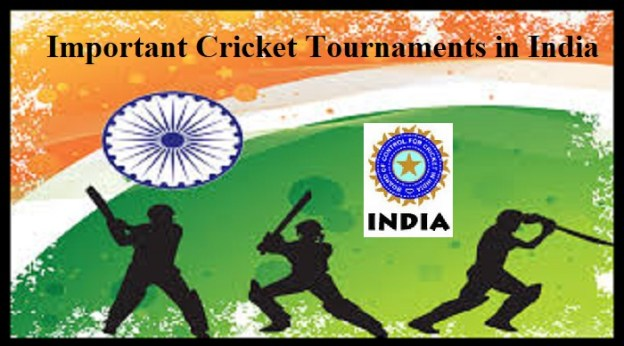 Important Cricket Tournaments in India Notes 2021: Download Important Cricket Tournaments in India Notes Study Materials