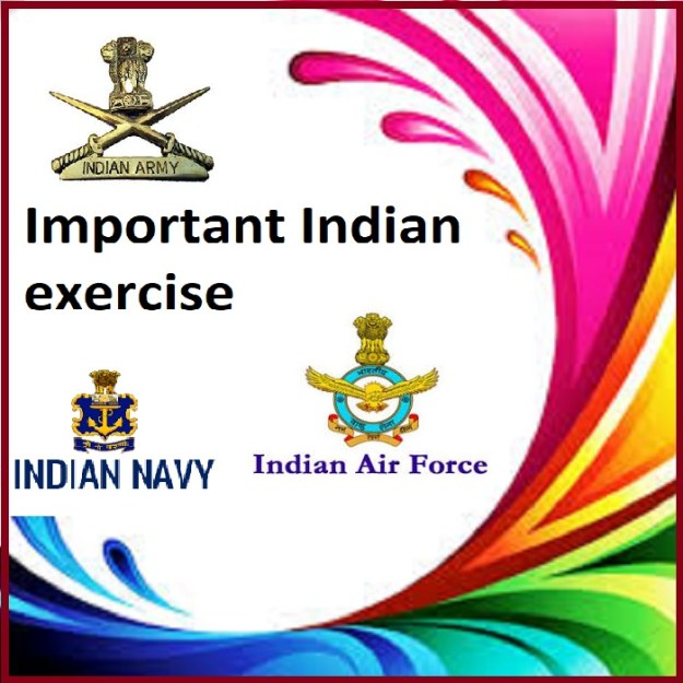 Important Indian Exercise with other Countries Notes 2021: Download Important Indian Exercise with other Countries Notes Study Materials