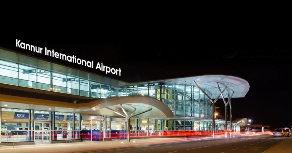 List of International Airports in India Notes 2021