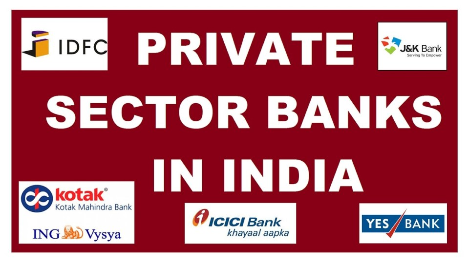 List of Private Sector Banks Notes 2021
