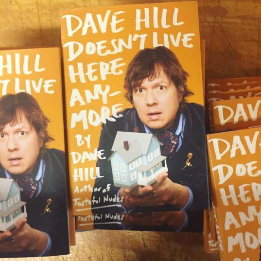 nr dave hill