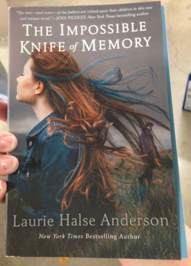 impossible knife of memory pb