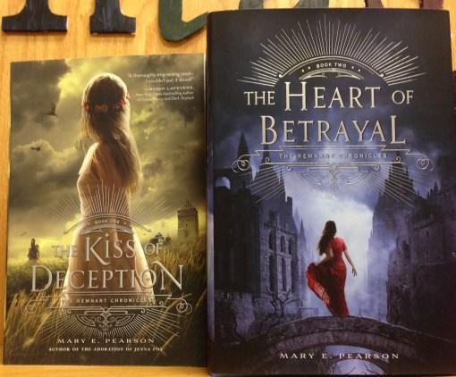 heart of betrayal w kiss of deception pb