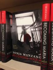 becoming maria on shelf