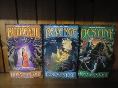 Top 10 Fantasy Series' (2/6)