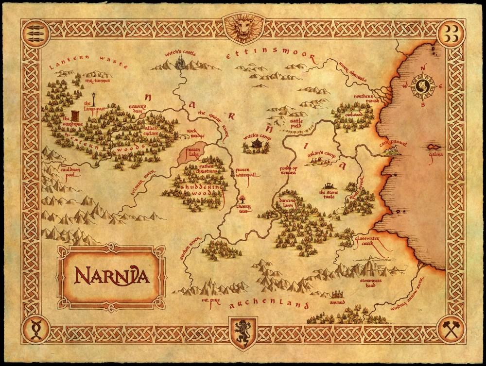 Top 10 Fantasy Realms (2/6)