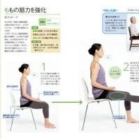 『座ってできる! シニアヨガ』 介護予防に!そして介護の現場でも注目 無理なく続けられ、健康効果が期待できる!