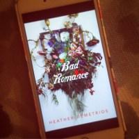 #ARCSTRAVAGANZA: Bad Romance