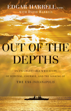 Book Cover Out of the Depths Two