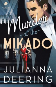 Book Cover Murder at the Mikado