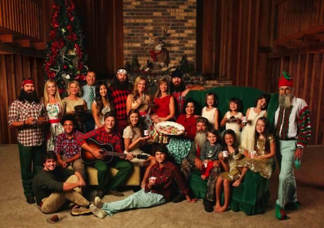 Robertson Family Christmas