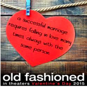 Book The Old Fashioned Way Heart Picture