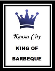 Kansas City King of BBQ in Frame