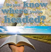Movie Roadmap Genesis Do you know where you're headed