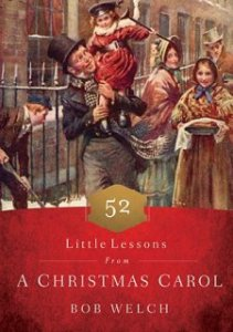 Book Cover Little Lessons from A Christmas Carol