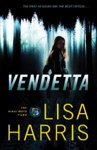 Book Cover Vendetta