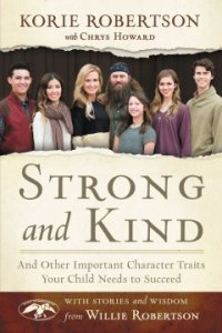 Book Cover Strong and Kind